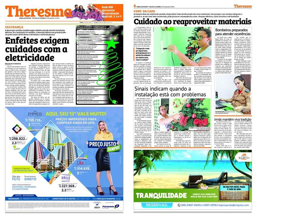 Jornal Meio Norte - 20/12/2015