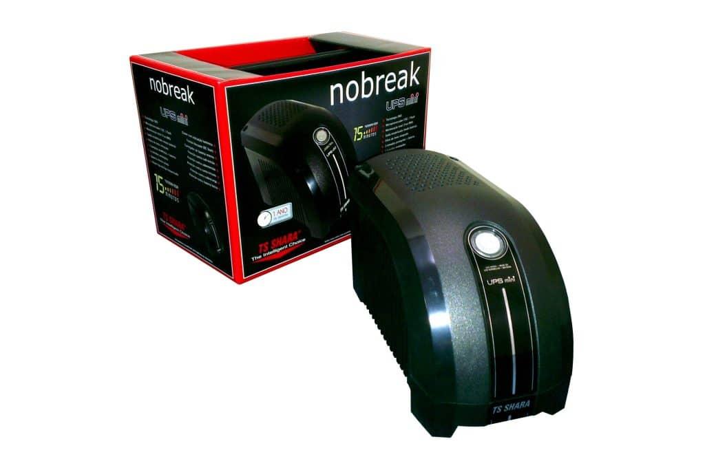 Nobreak ajuda contra quedas de Energia