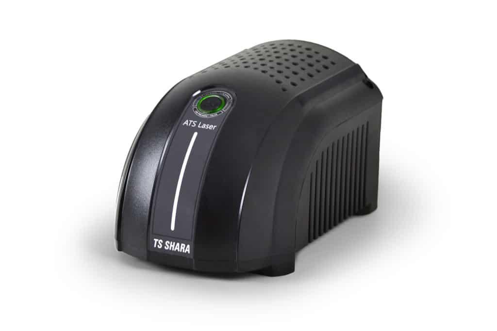 Autotransformadores TS Shara ATS Lasersão indicados para transformar a tensão de 220V para 115V. Possui potências de 500VA, 800VA, 1000VA, 1500VA, 2000VA e 3000V