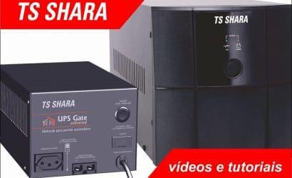 Nobreaks TS Shara UPS Gate