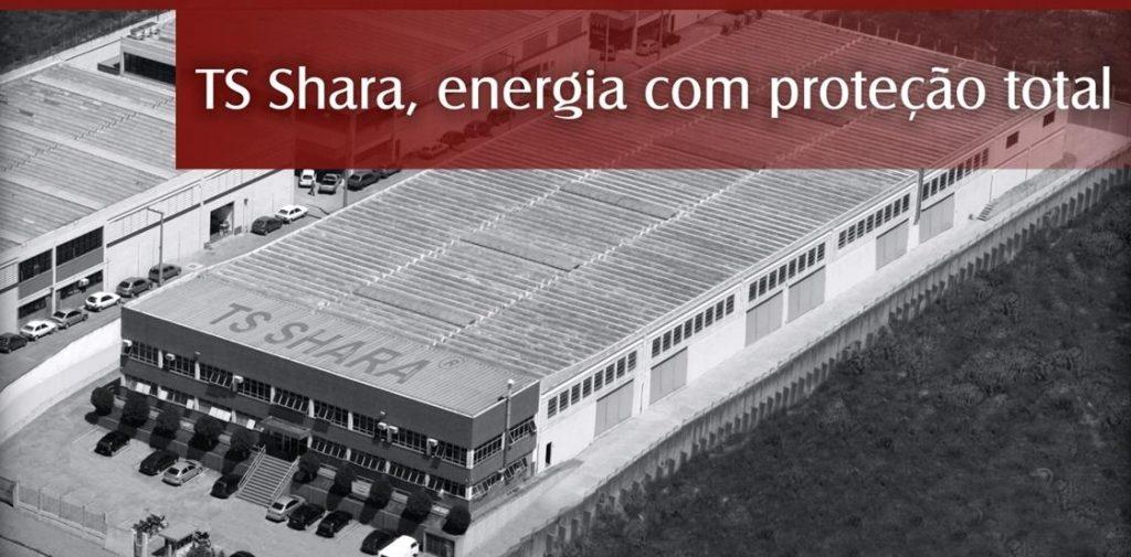 Sobre a ts shara - TS SHARA