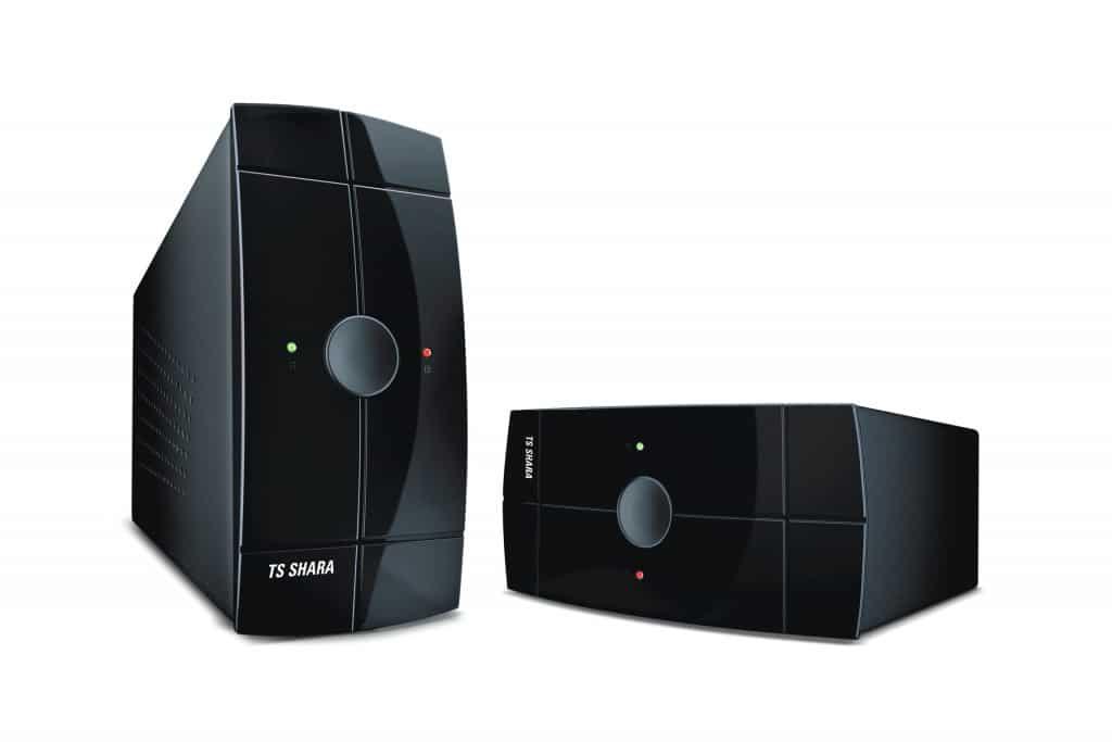 Nobreak PowerUPS 700VA é omais versátil do mercado, pode ser usado nas posições vertical e horizontal. Além disso, fornece energia na ausência de energia.
