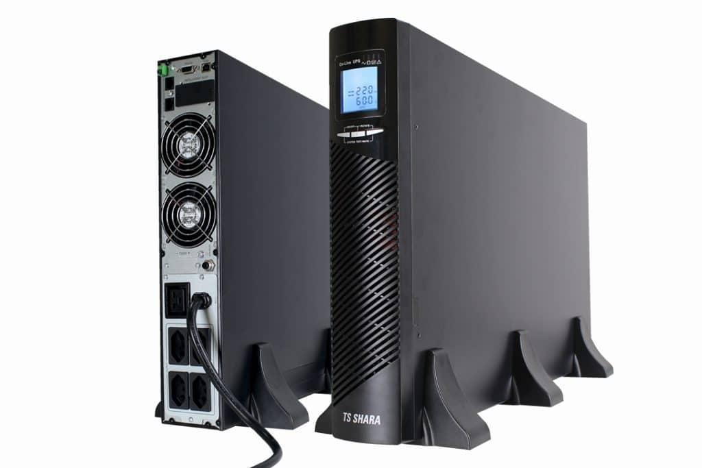 A linha UPS Senno ST Torre 3KVA de dupla conversão foi concebida com alta tecnologia para conversão de energia em alta frequência.
