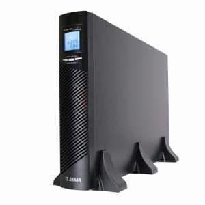 Nobreak TS Shara UPS Senno ST Torre3KVA de dupla conversão foi concebida com alta tecnologia para conversão de energia em alta frequência.